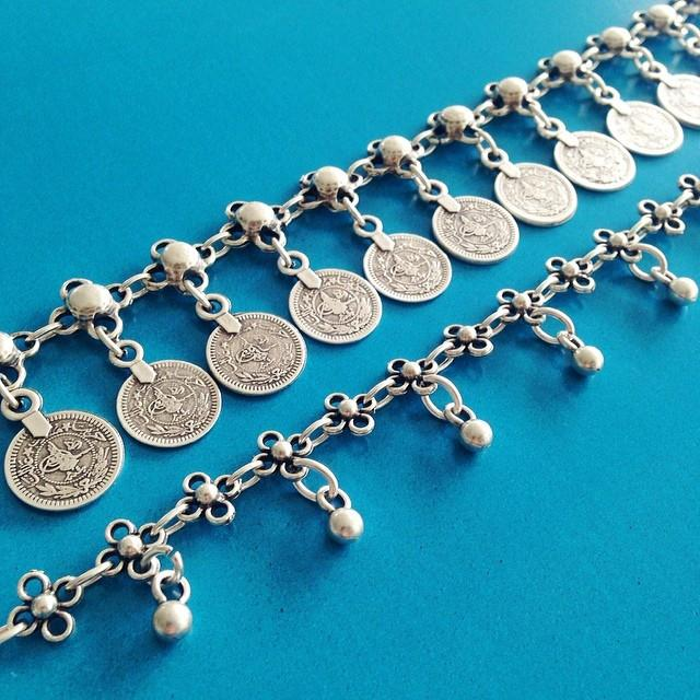 Anatolian anklet with coins - Lost Lover - 5