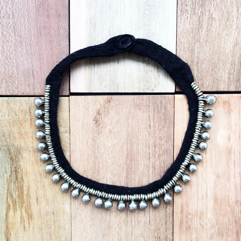 Kuchi tribal choker - Lost Lover - 4