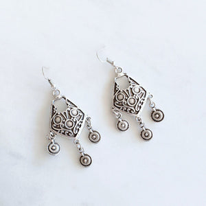 "Anatolian Earrings - ""Amasra"""