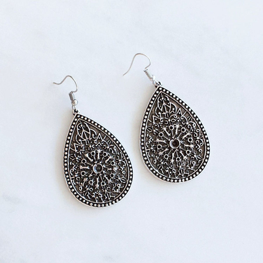 "Anatolian Earrings - ""Royalty"""