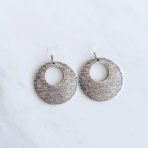 "Anatolian Earrings - ""Ayva"""