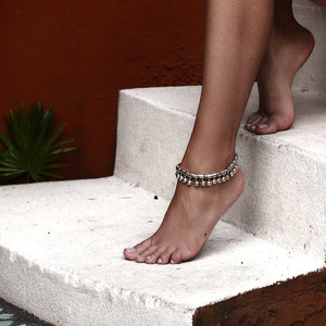 Anatolian drop anklet - Anklet - Bohemian Jewellery and Homewares - Lost Lover