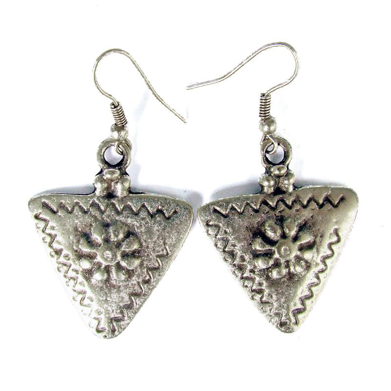 "Anatolian Earrings - ""Atalar"" - Earrings - Bohemian Jewellery and Homewares - Lost Lover"