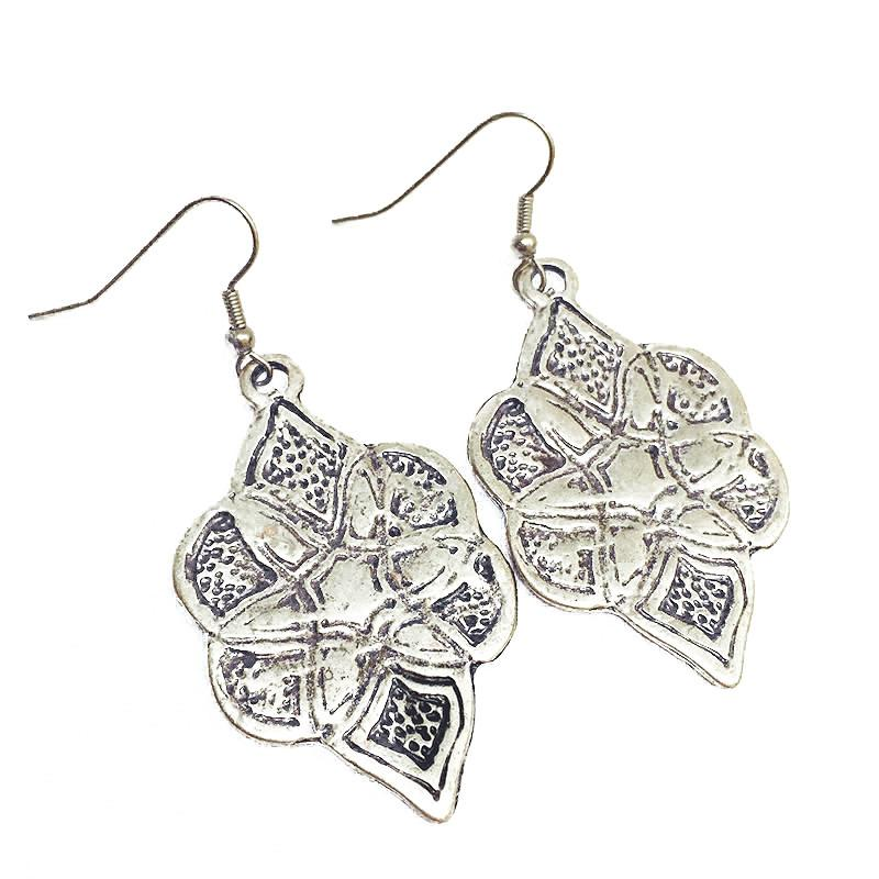 "Anatolian Earrings - ""Flora"" - Lost Lover"