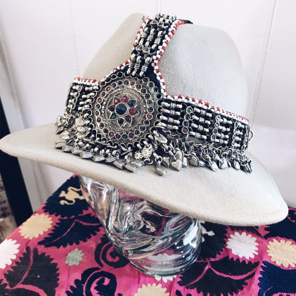 Gypsy headpiece - Camila