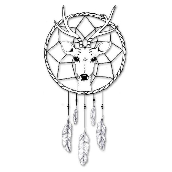 Gypsy Dreaming Dreamcatcher Stickers - Lost Lover - 1