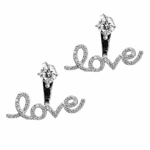 Love Floating Earrings - Lost Lover - 1