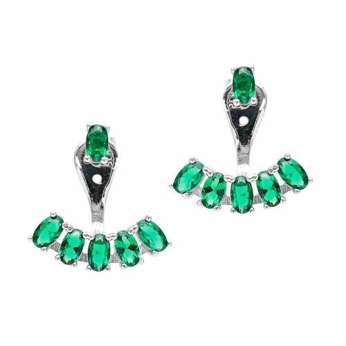 The Emerald City Floating Earrings - Lost Lover - 1