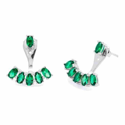 The Emerald City Floating Earrings - Lost Lover - 3