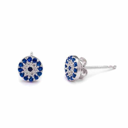 Evil Eye Stud Earrings - Lost Lover