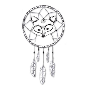 Gypsy Dreaming Dreamcatcher Stickers - Sticker - Bohemian Jewellery and Homewares - Lost Lover
