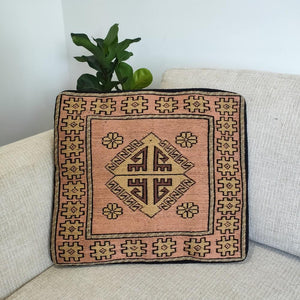 Chobi Kilim cushion cover - 05 - Cushion - Bohemian Jewellery and Homewares - Lost Lover