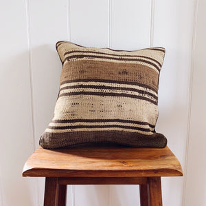 Kilim cushion cover - 7 - Cushion - Bohemian Jewellery and Homewares - Lost Lover