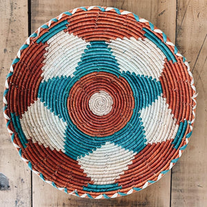 Tribal basket - single - 10
