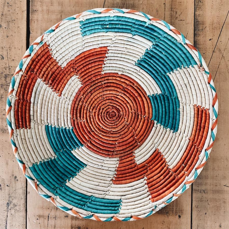 Tribal basket - single - 12