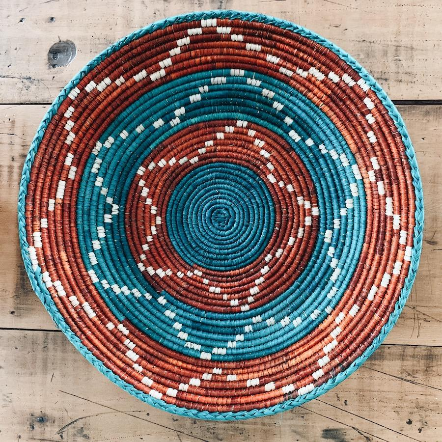 Tribal basket - single - 6