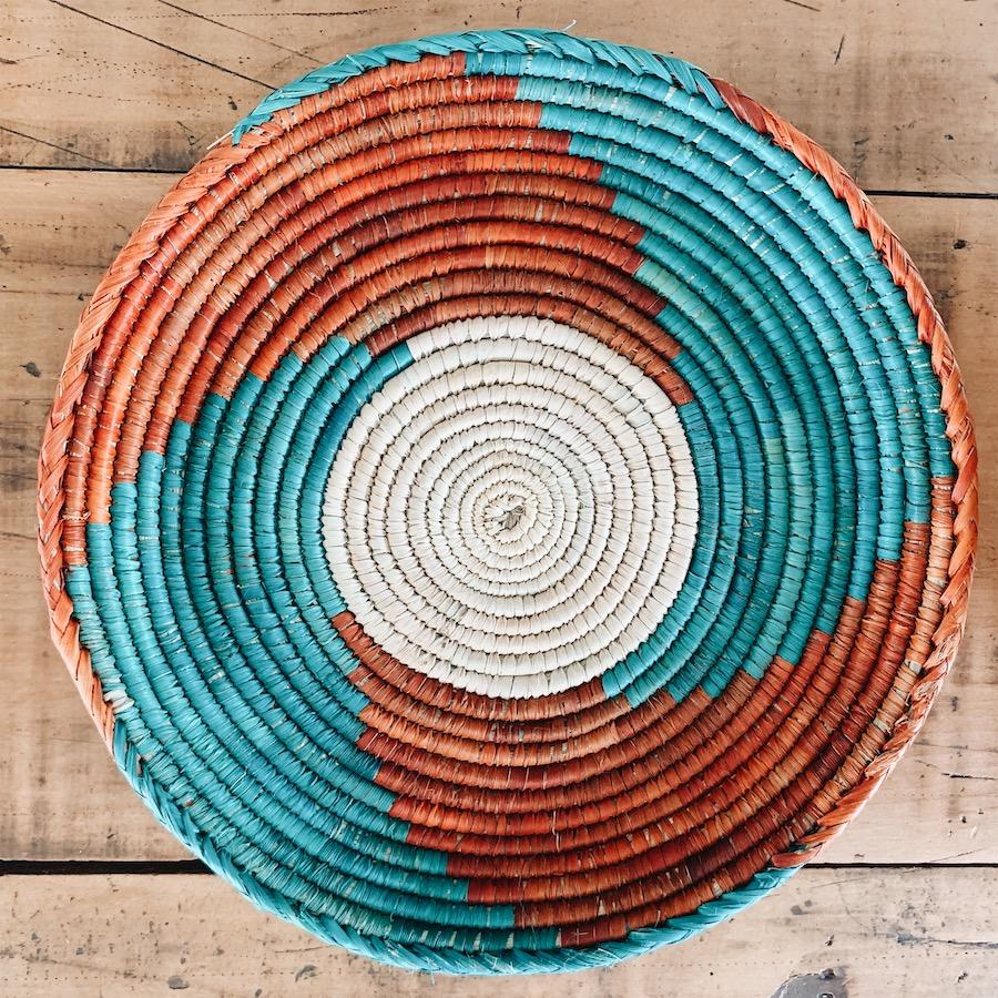Tribal basket - single - 7