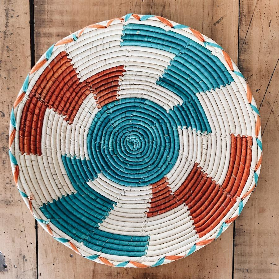 Tribal basket - single - 8