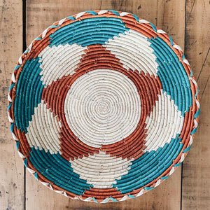 Tribal basket - single - 9