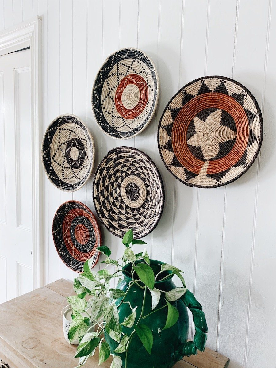 Tribal baskets - bundle deal - 2