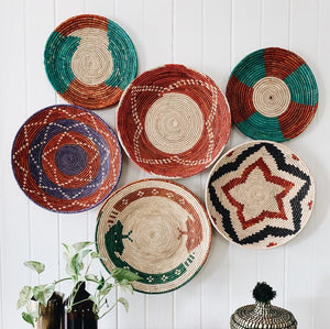 Tribal baskets - bundle deal - 3