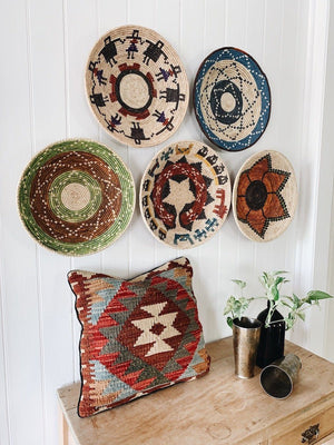 Tribal baskets - bundle deal - 4