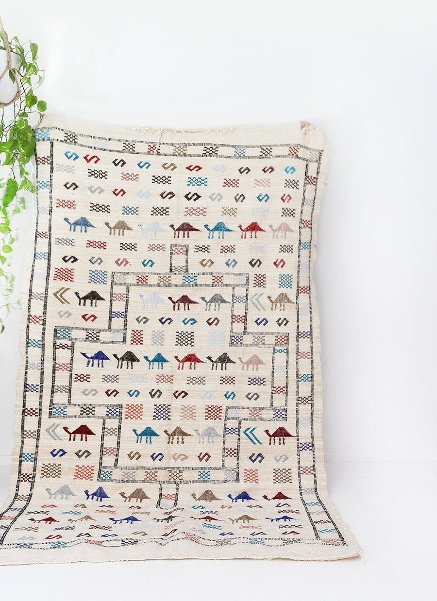 Moroccan Camel Rug - Rug - Bohemian Jewellery and Homewares - Lost Lover