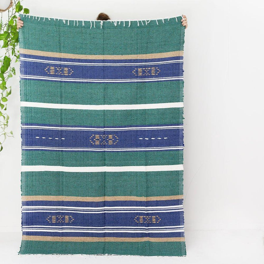 Moroccan Throw - Mediterranean - Throw - Lost Lover