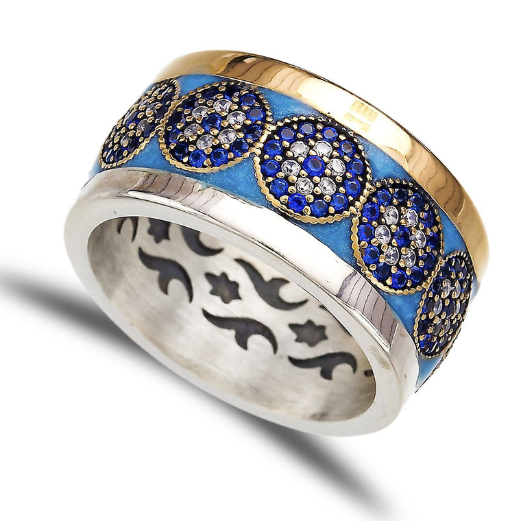 Dreamscape Ring - Blue - Lost Lover - 1