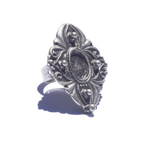 "Anatolian Ring - ""Iznik"" - Ring - Bohemian Jewellery and Homewares - Lost Lover"