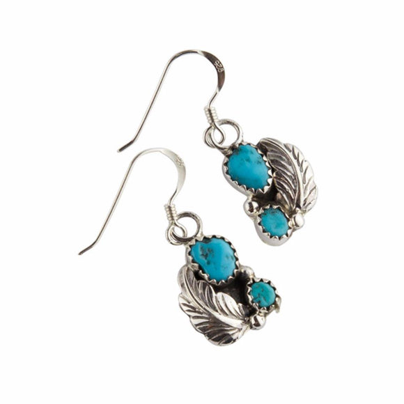 Sweet Nature Navajo Earrings - Lost Lover