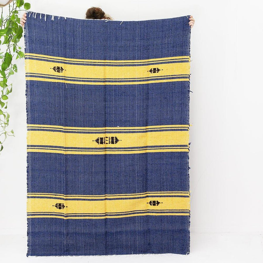 Moroccan Throw - Coastal - Throw - Bohemian Jewellery and Homewares - Lost Lover