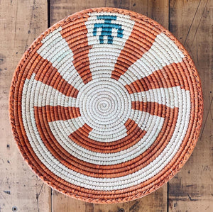 Tribal basket - single - 10 - Basket - Bohemian Jewellery and Homewares - Lost Lover