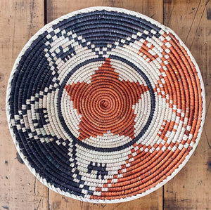 Tribal basket - single - 11 - Basket - Bohemian Jewellery and Homewares - Lost Lover