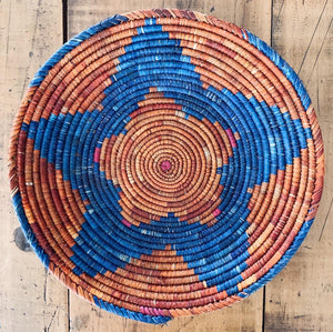 Tribal basket - single - 5 - Basket - Bohemian Jewellery and Homewares - Lost Lover