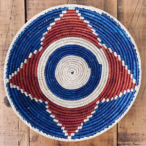 Tribal basket - single - 7 - Basket - Bohemian Jewellery and Homewares - Lost Lover