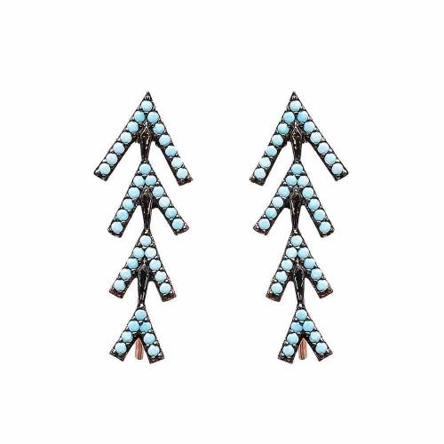 Turquoise Arrow Ear Cuff - Lost Lover - 1