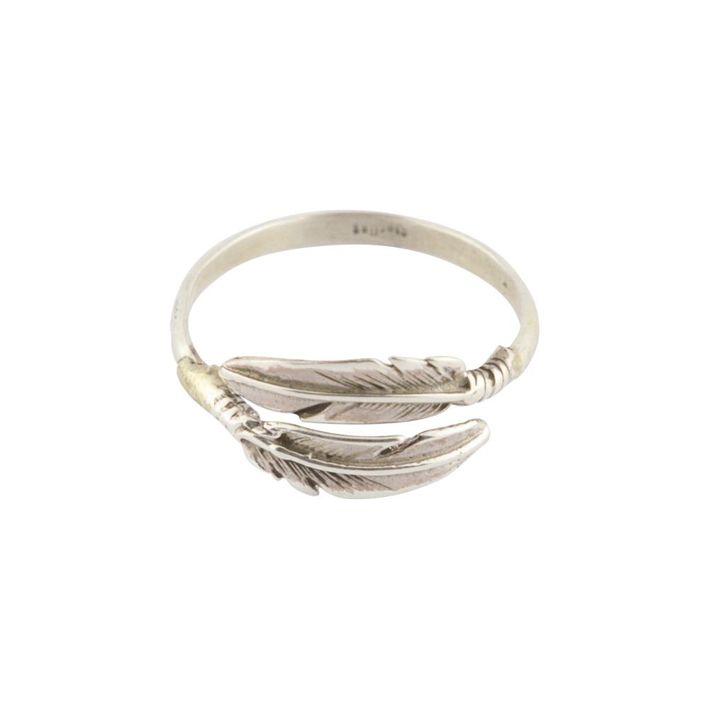 Wild Feather Navajo Ring - Lost Lover - 1