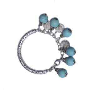 Amasya bracelet - turquoise - Bracelet - Bohemian Jewellery and Homewares - Lost Lover