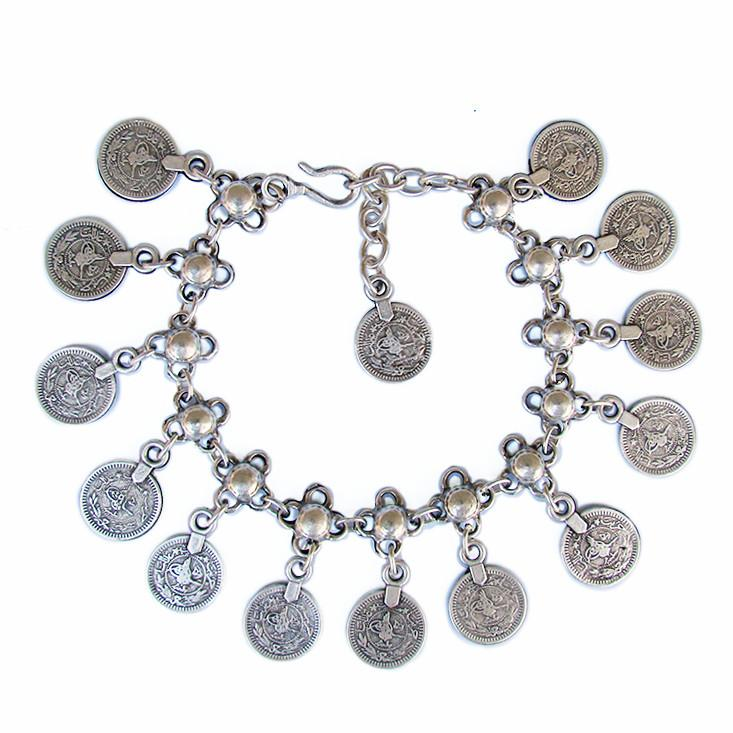 Anatolian anklet with coins - Lost Lover - 3