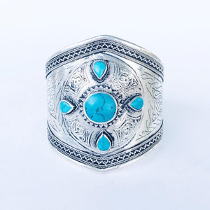 Oracle Cuff - Turquoise - Bracelet - Lost Lover
