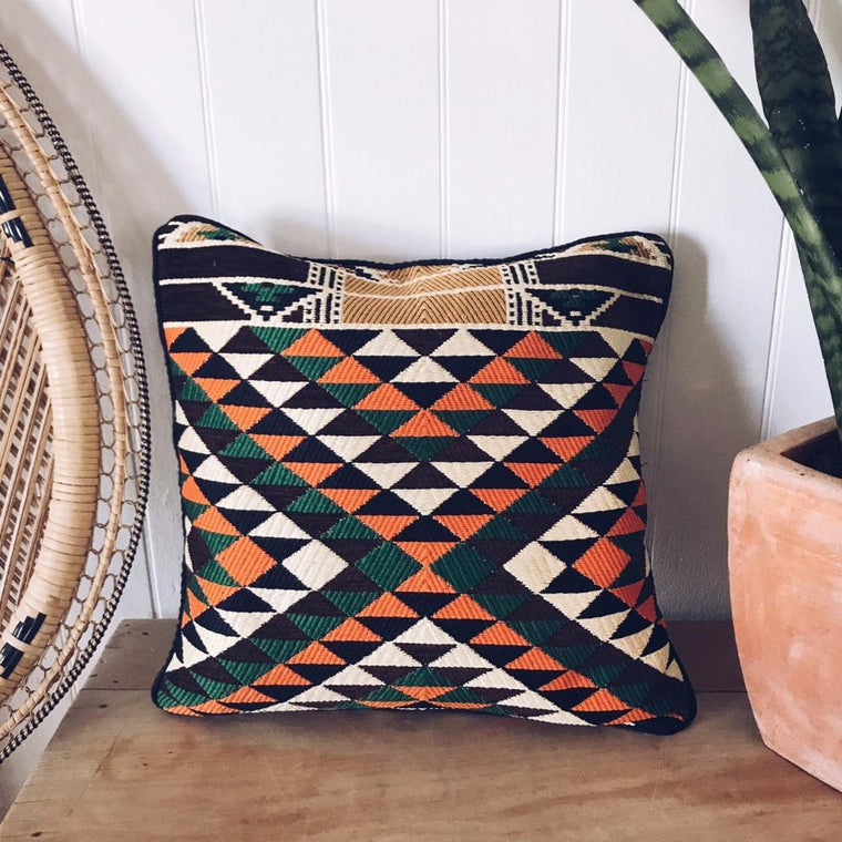 Geometric cushion cover - 3