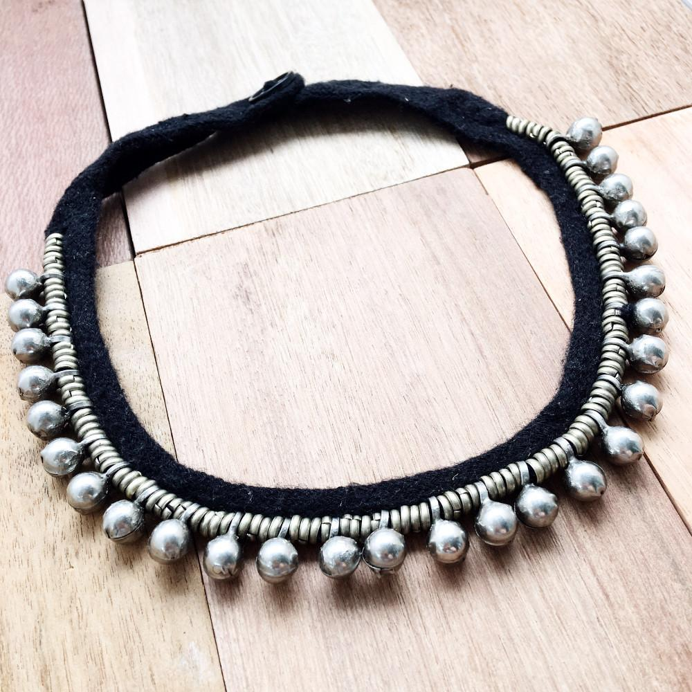 Kuchi tribal choker - Lost Lover - 2