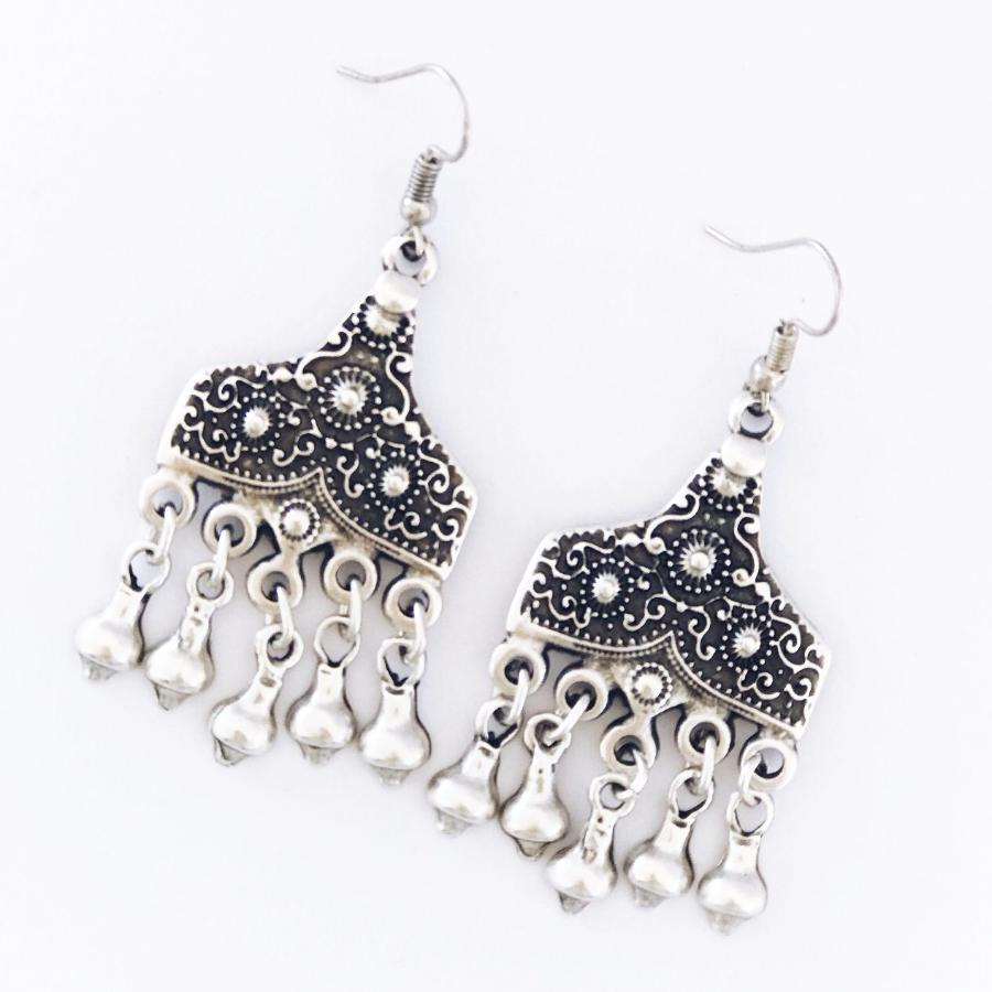 Anatolian Earrings - Rain Dance - Earrings - Lost Lover
