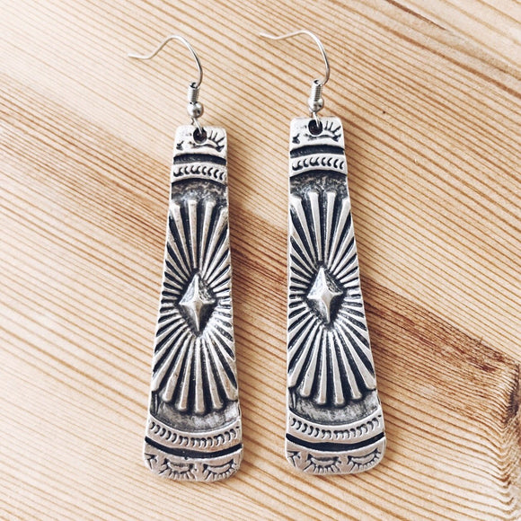 "Anatolian Earrings - ""Spirit"""