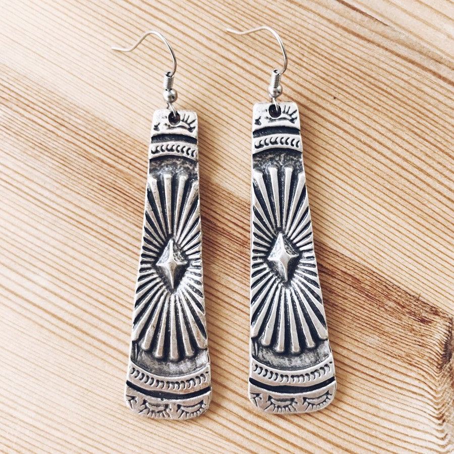 "Anatolian Earrings - ""Spirit"" - Earrings - Bohemian Jewellery and Homewares - Lost Lover"