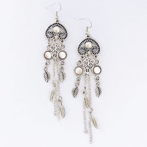 Anatolian Earrings - Dreamcatcher - Earrings - Lost Lover