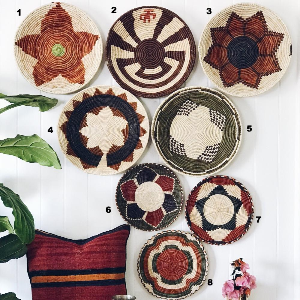 Tribal basket - selection 4