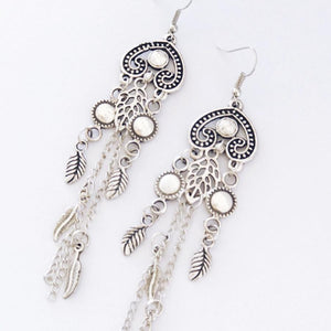 "Anatolian Earrings - ""Dreamcatcher"" - Earrings - Bohemian Jewellery and Homewares - Lost Lover"