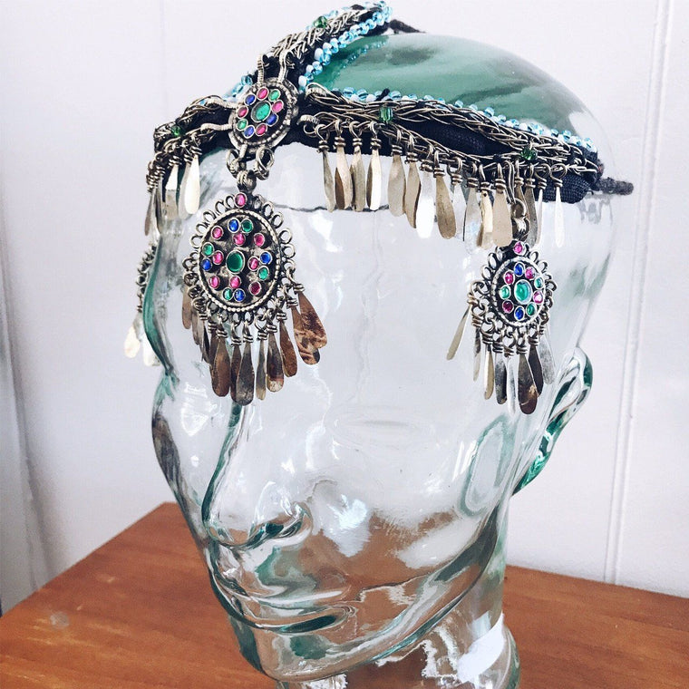 Jewelled Headpiece
